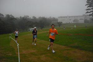大山クロスカントリーレース画像