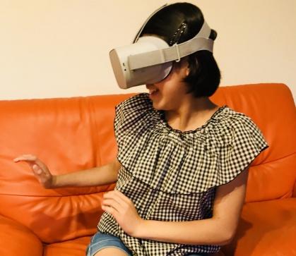オキュラス単体型VRヘッドセット Oculus Go(オキュラスゴー)