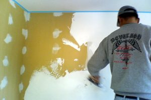 漆喰塗りの画像
