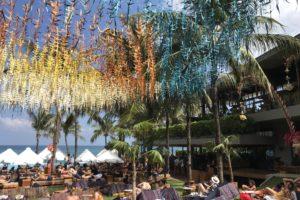 バリ島 スミニャック ポテトヘッドビーチクラブ画像