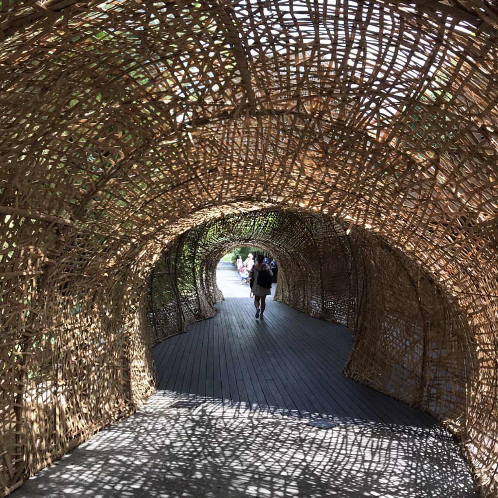 バリ島 スミニャック ポテトヘッドビーチクラブエントランス画像