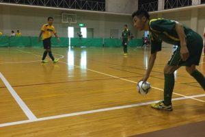 先週に続き香川県フットサルリーグ第2節画像