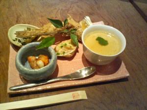 坂出市林田の「凛と」料理画像