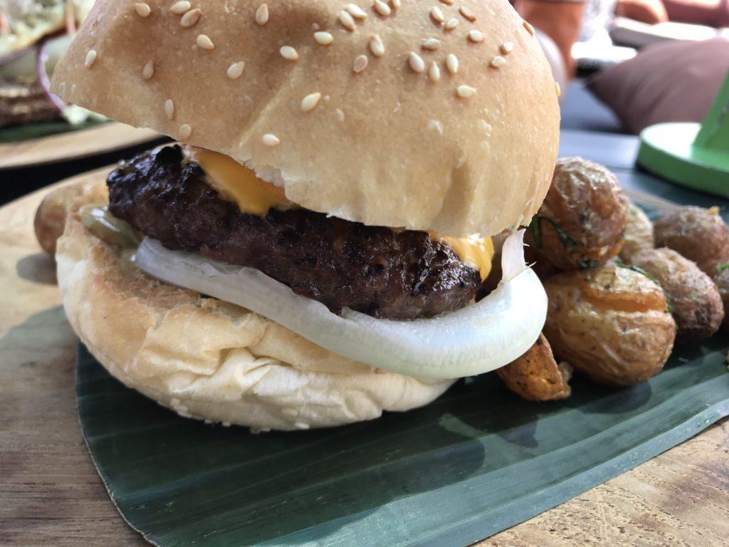 バリ島チャンチャングーのカフェOLD MAN'S(オールドマンズ)料理画像