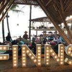 Finns Beach Club(フィンズ・ビーチ・クラブ)エントランス