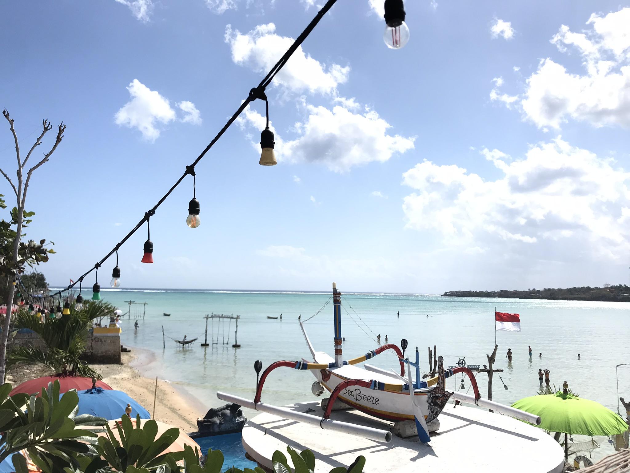 バリ島 アイランドトリップでレンボンガン島、チュニンガン島へ